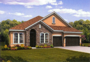 Meritage Homes Parkside Orlando